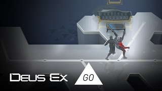FROM THE MAKERS OF AWARDWINNING HITMAN GO AND LARA CROFT GO COMES A NEW ADVENTURE Deus Ex GO is a turnbased puzzle infiltration