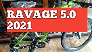Sepeda Thrill Ravage 5.0  Tahun 2021