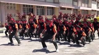Persembahan Hari Terbuka Asrama SMK Muhibbah Sg Siput (U) 2012