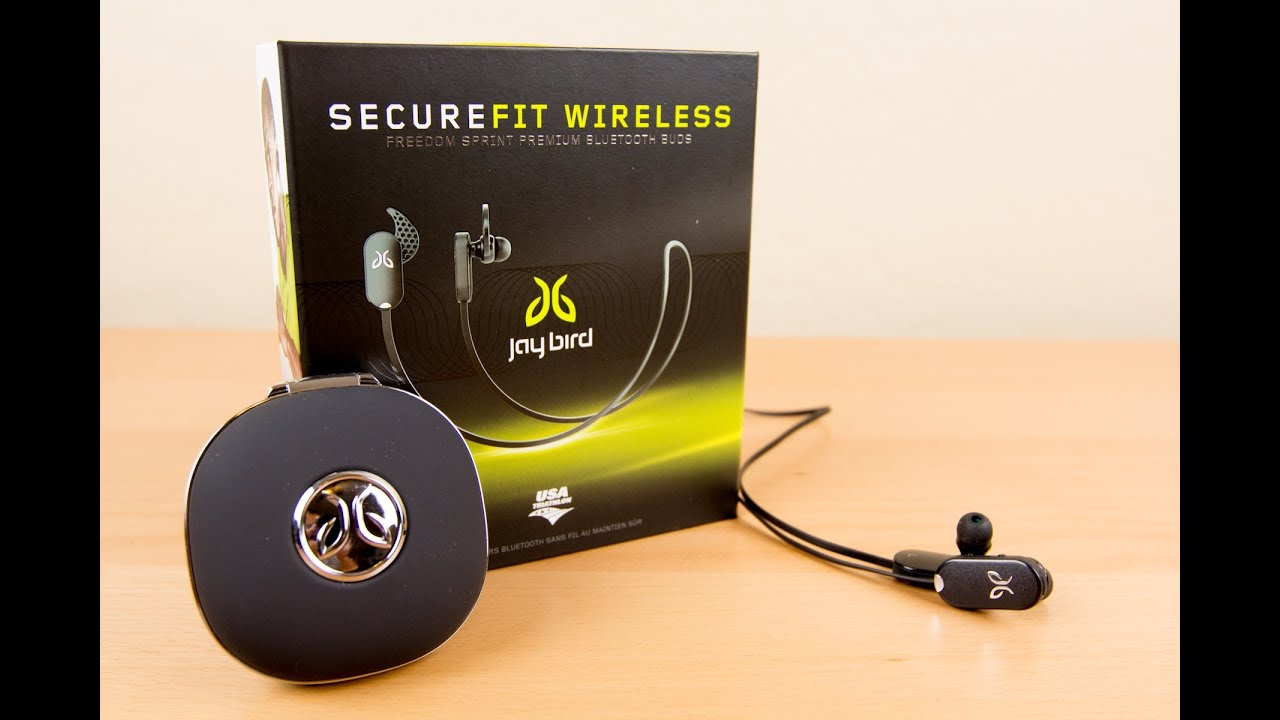 a5682b60180 Jaybird Freedom Sprint Bluetooth Wireless Earbuds Review - YouTube