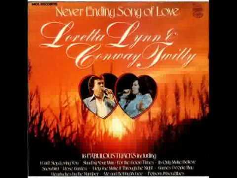 Conway Twitty   Loretta Lynn - LEAD ME ON.flv