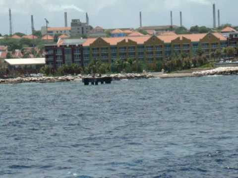 Piliot Boat for the port of Willemstad, Curacao.