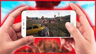 ТОП 5 клонов PUBG на АНДРОИД и IOS | Мобильные копии PlayerUnknown's BattleGrounds