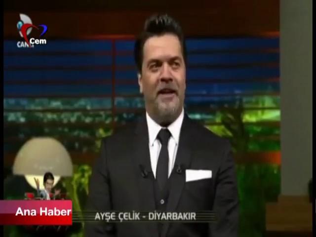 Cem Tv  Ana Haber  11 01 2016