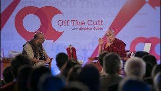 Далай-лама в программе «Экспромтом»