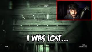 This game is full of JUMP SCARES!   Outlast 2
