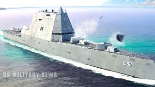 After Only 3 Years in Service, the USS Zumwalt's Mission Is Changing