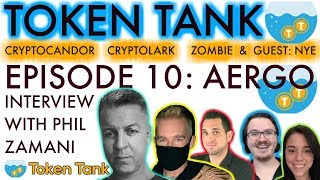 Token Tank Presents: Aergo | Korean Enterprise Blockchain | ICO Interview |Cryptocurrency NEWS