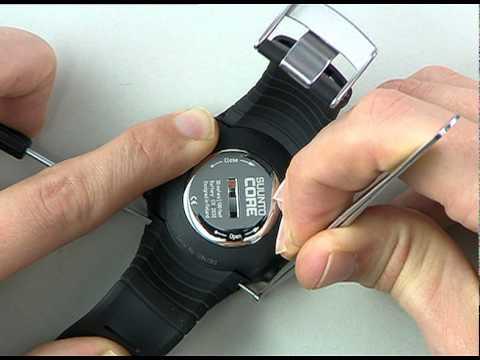 Suunto Core - How to remove a strap - YouTube 299fc226bd3