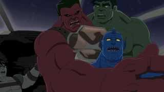 "Hulk and the Agents of S.M.A.S.H. Season 1 Episode 18 ""Mission Impossible Man"" Clip"