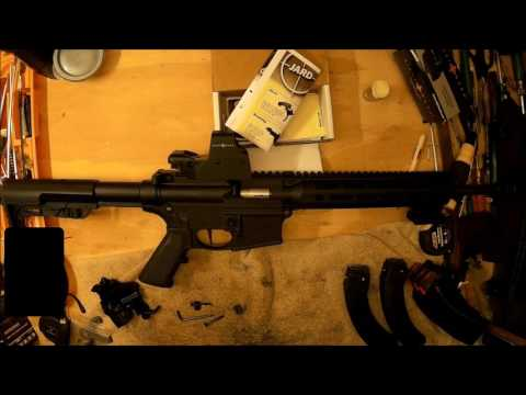 M&P 15-22 ~ Upgrades, problems and fixes.