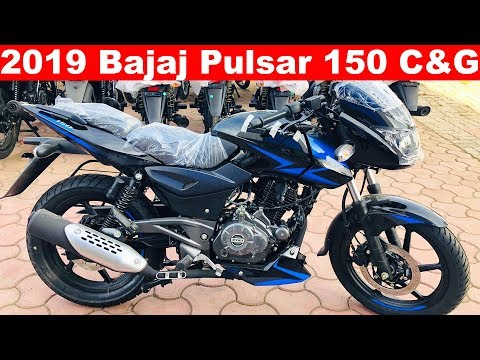 2019 Bajaj Pulsar 150 C&G Detailed Walkaround Full Review 🔥 Aayush ssm