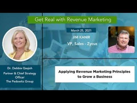 Applying RM Principles to Grow a Business with Jim Kanir