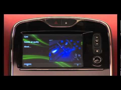 Renault clio iv 2012 interieur youtube for Interieur clio 4