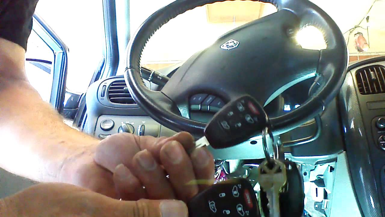 2004 2007 dodge caravan remote start [ 1280 x 720 Pixel ]