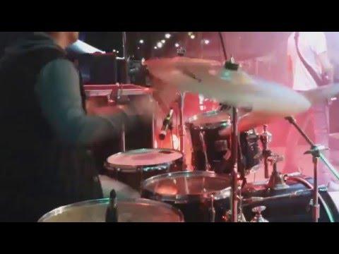 Satu Dunia (Hey Hey Hey) Iamneeta Live Drum Cam