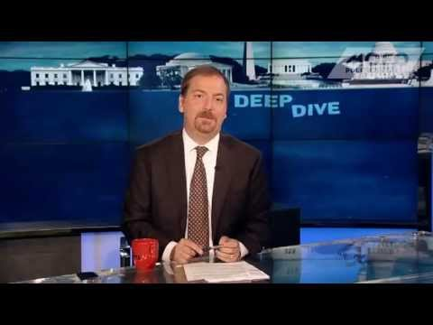 """Chuck Todd wonders if Ted Cruz is a """"natural born citizen"""""""