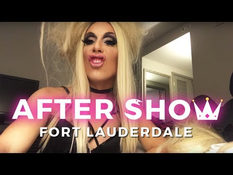 After Show - Ft Lauderdale