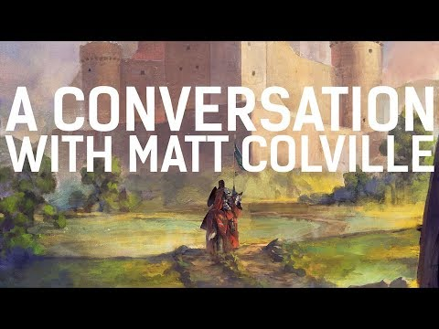a conversation with matt colville