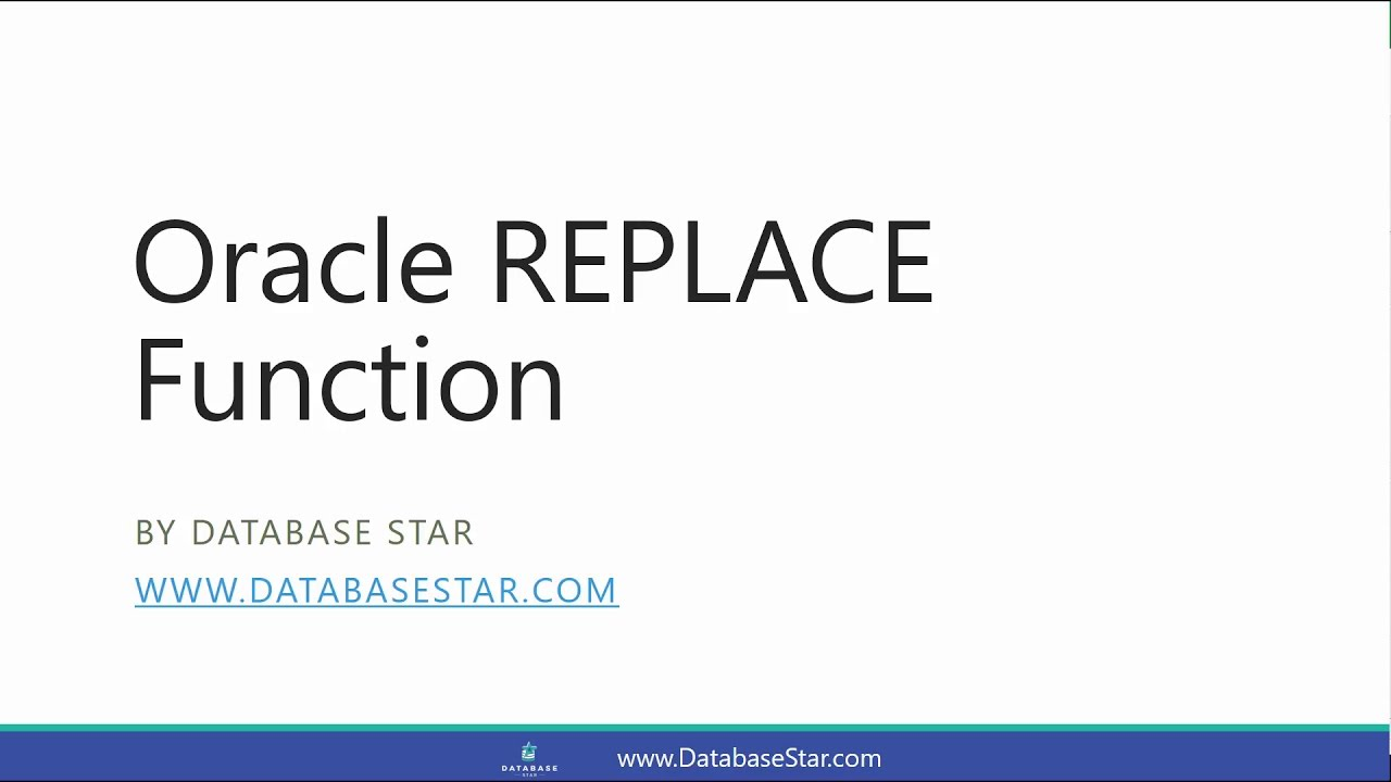 how to use replace function in r