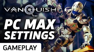Vanquish Max PC Settings Gameplay