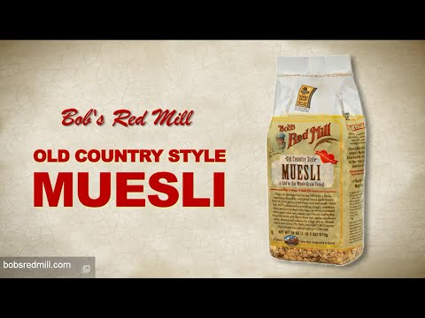 Old Country Style Muesli | Bob's Red Mill