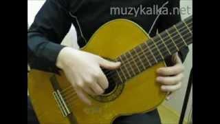 Самоучитель игры на гитаре - Гитара уроки для начинающих научиться играть за неделю