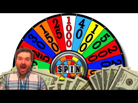 WIN BIG in Hawaii or New Orleans? Wheel of Fortune Slot Machine LIVE PLAY and Bonuses.