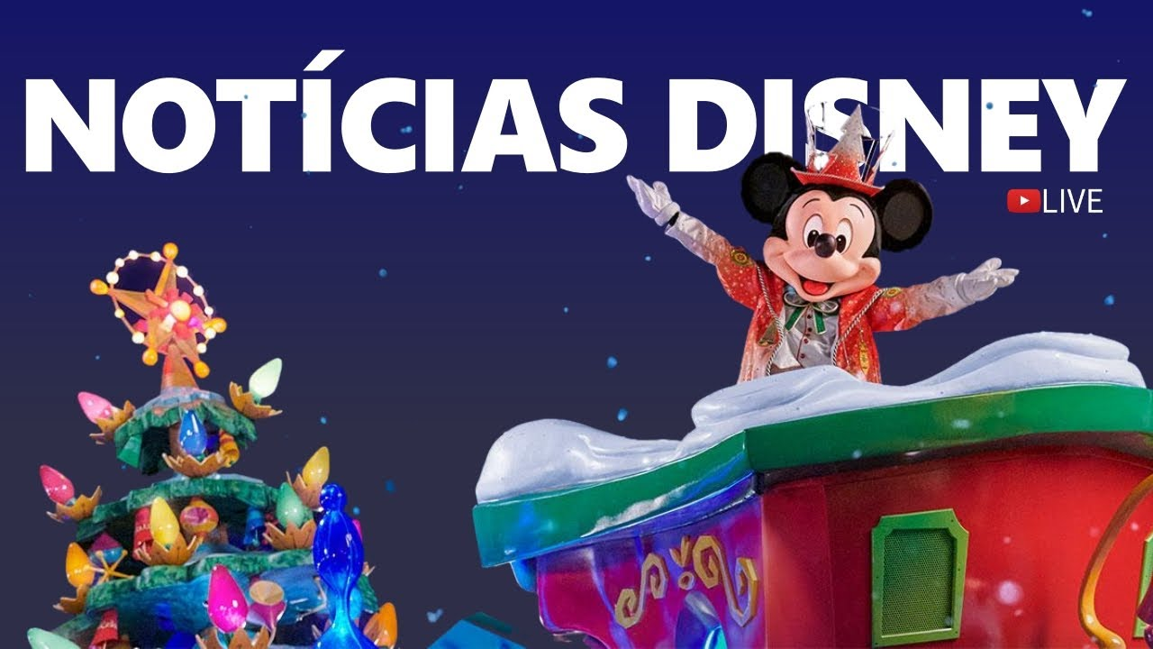 Resumo da Semana | Notícias Disney 23/10/21