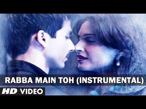 Rabba Main To Mar Gaya Oye Instrumental Song (Electric Guitar) | Shahid Kapoor, Sonam Kapoor