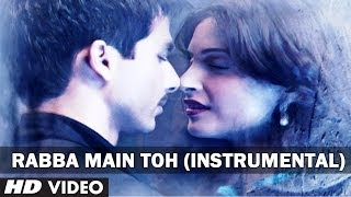 Rabba Main To Mar Gaya Oye Instrumental Song (Electric Guitar) | Shahid Kapoor, Sonam Kapoor