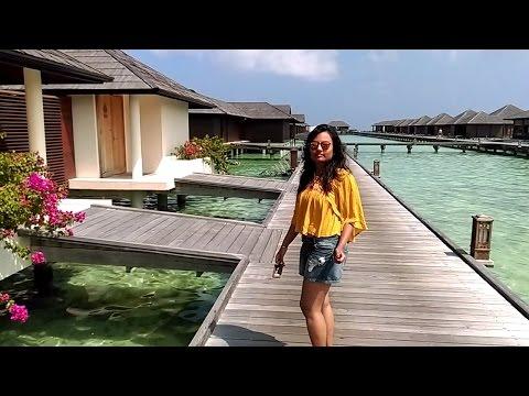 #Maldives - 2 (Water Villa, Paradise Island)