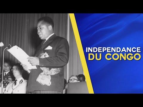 Discours d'Indépendance de Joseph Kasa-Vubu le 30 juin 1960