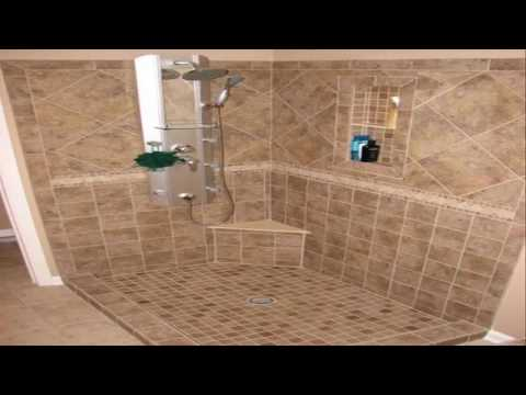 Ceramic Tile Designs For Bathroom Floor