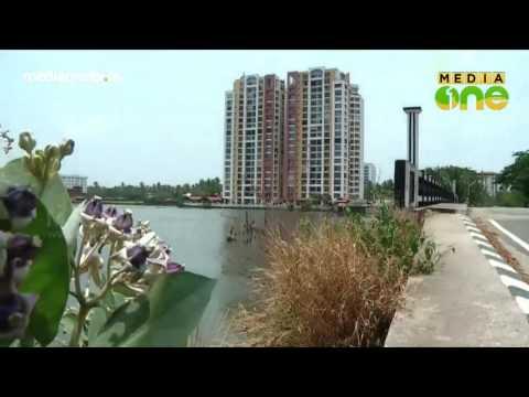 Municipal secretary orders remove encroachment on Chilavannoor river