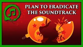 Dragon Ball Z Abridged MUSIC: Plan to Eradicate Christmas SOUNDTRACK - Team Four Star (TFS)
