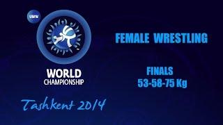 LIVE FW Tashkent 11.09.2014 - World Championship 2014