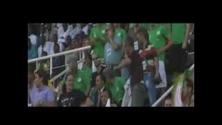 Algeria 2 - 1 Gambia - Goals -  أهداف مباراة الجزائر و غامبيا 29- 02 -2012