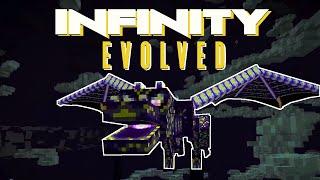 Minecraft Mods FTB Infinity Evolved - DRACONIC RESURRECTION [E43] (Modded Expert Mode)