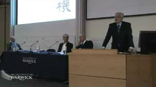 The Global Financial Crisis: Causes, Threats and Opportunities - Professor Mark Taylor