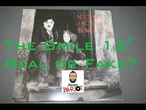 S1-EP1-Michael Jackson-Smile Maxi Single Original Or Fake? with english subtittles