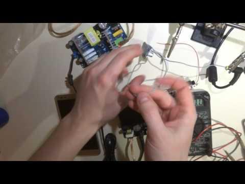Доработка усилителя Technics SEA800S  MyElectronsru