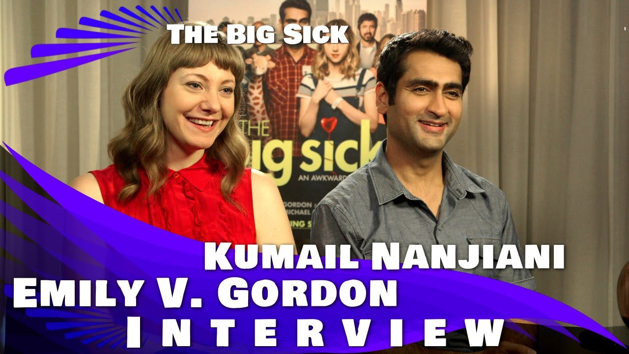 The Big Sick - Interview with Kumail Nanjiani and Emily V. Gordon
