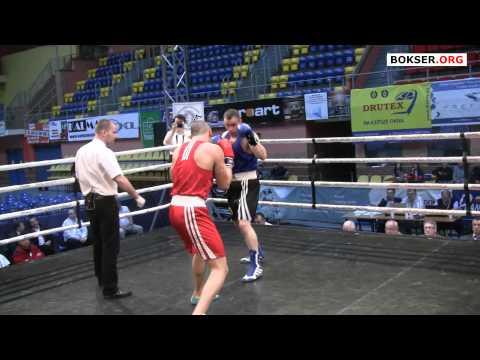 Jakubowski vs Kowalski: Półfinał MP Seniorów (-91kg)