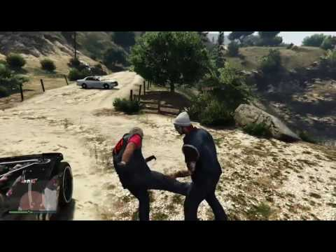 Funny (me)-Mafia OG Status & Gslient74 fight i win 🙂 Grand Theft Auto V