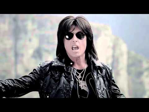Sunstorm (Joe Lynn Turner) - Edge of Tomorrow (Official Music Video)
