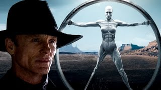 Мир Дикого Запада - секреты, тайны, теории /  Westworld / Уилл, Арнольд, Человек в черном, лабиринт
