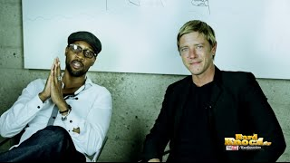 RZA + Paul Banks (Banks & Steelz) talk NWA, Elton John, Prince, Phife Dawg, Kool Keith
