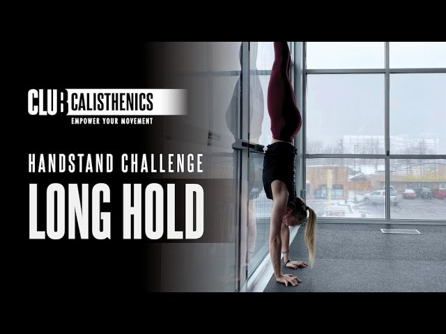 DAY 1 - Handstand Hold