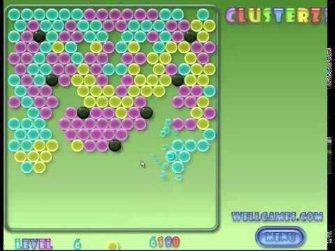 Игра clusterz